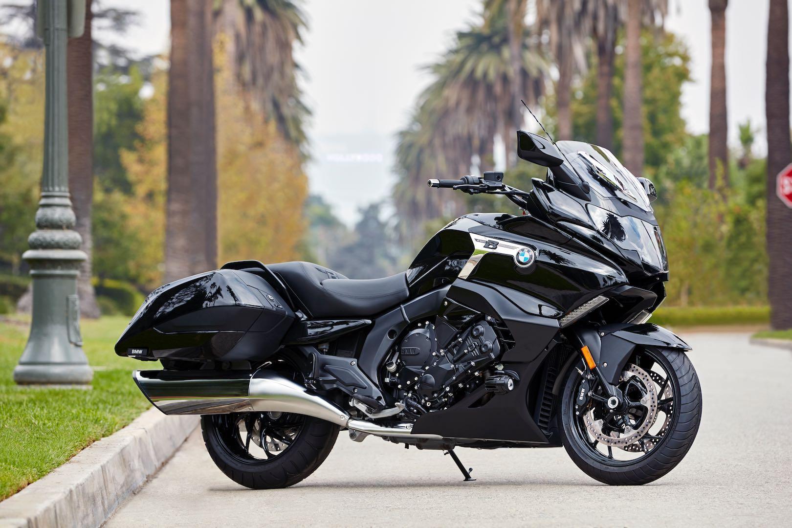 bmw k 1600 b bagger demo rides 2017 sturgis motorcycle rally. Black Bedroom Furniture Sets. Home Design Ideas