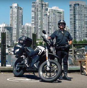 Zero Police Fleet in Vancouver BC