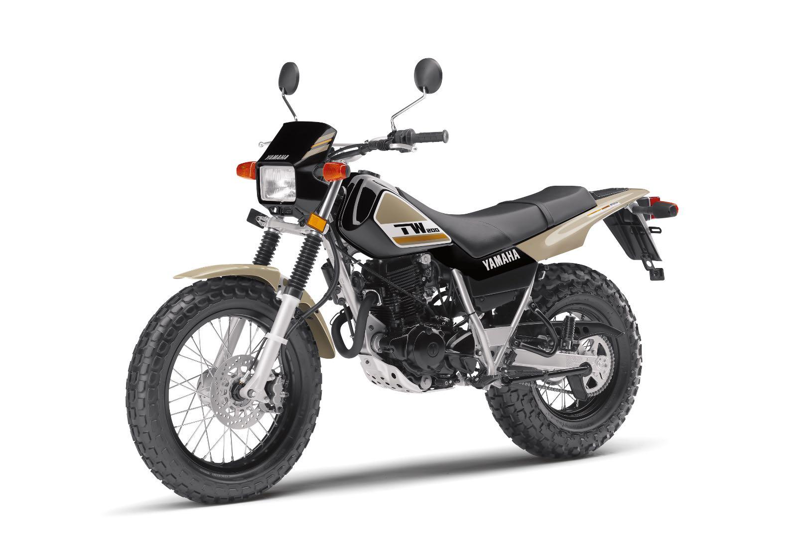 2018 Yamaha TW200 Specs