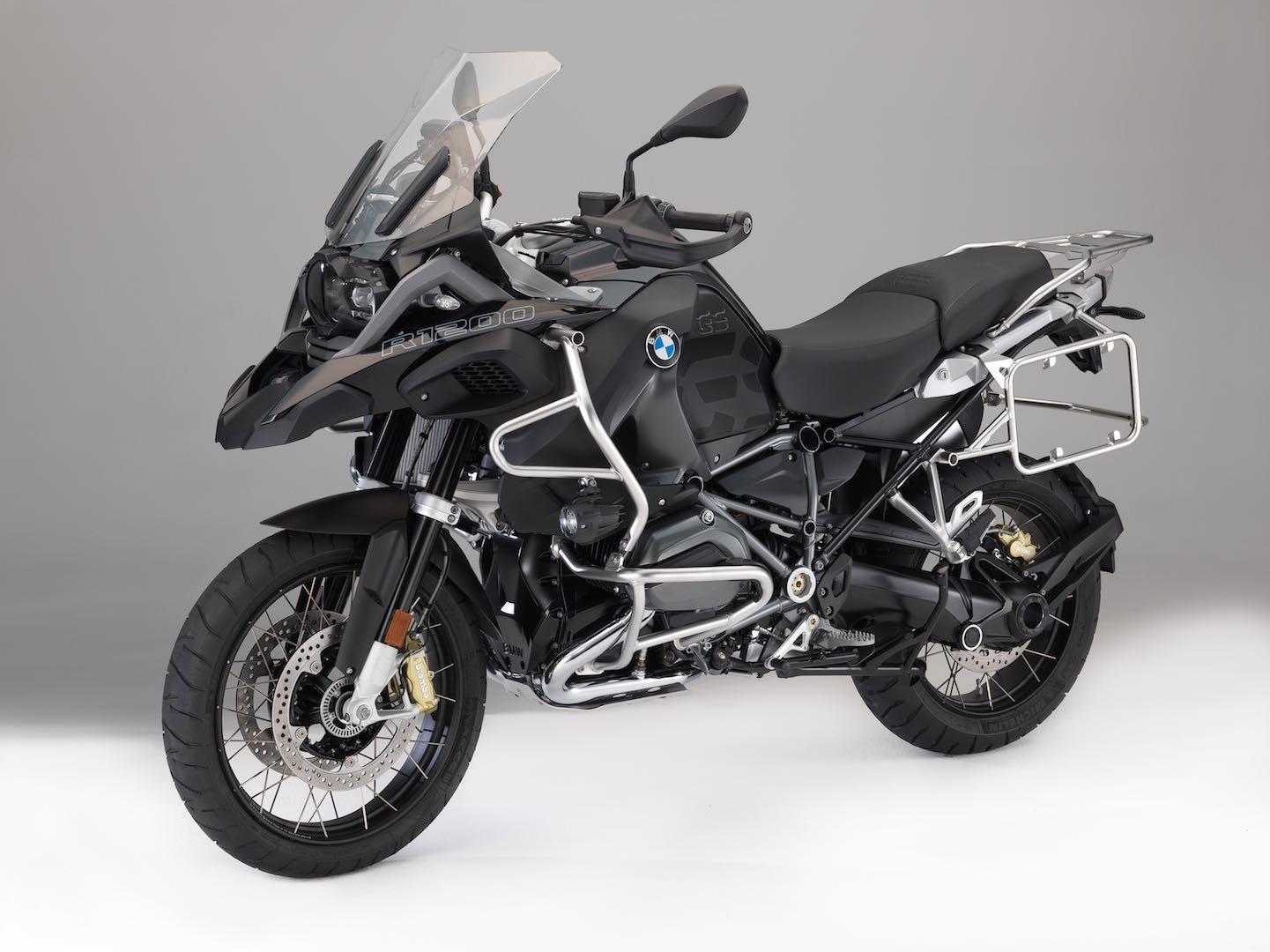 2018 BMW R 1200 GS Adventure: Black