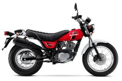 2018 Suzuki VanVan 200