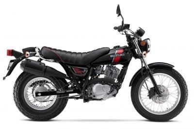 2018 Suzuki VanVan 200 price