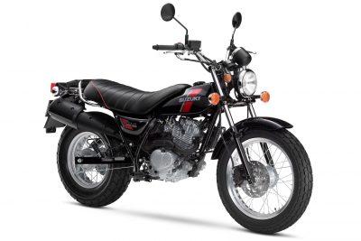 2018 Suzuki VanVan 200 specs