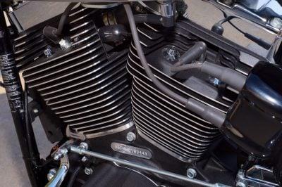 2017 Harley-Davidson Softail Breakout engine horsepower
