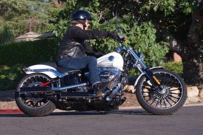 2017 Harley-Davidson Softail Breakout horsepower