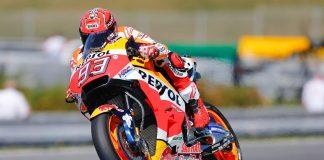 2017 Brno MotoGP Qualifying Results: Honda's Marc Marquez