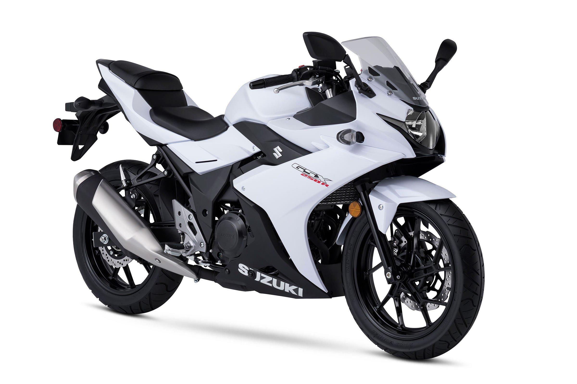 2018 Suzuki GSX250R specs