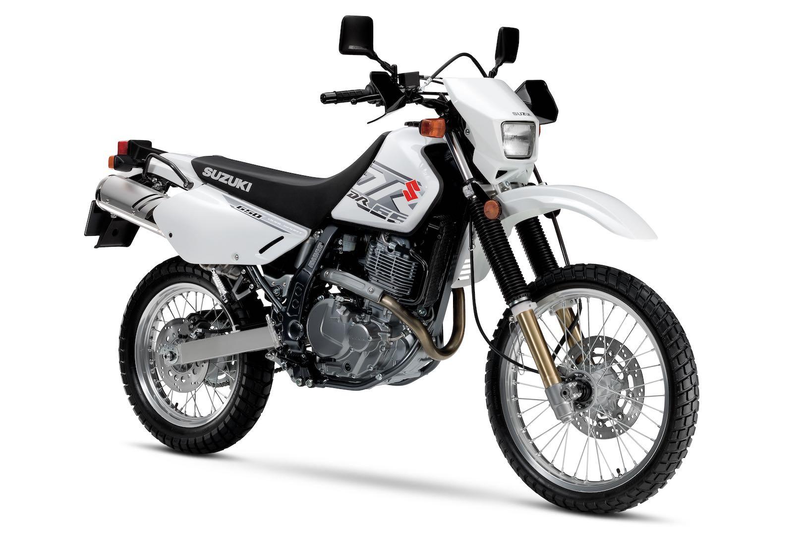 2018 Suzuki DR650S Buyer's Guide | Specs & Price