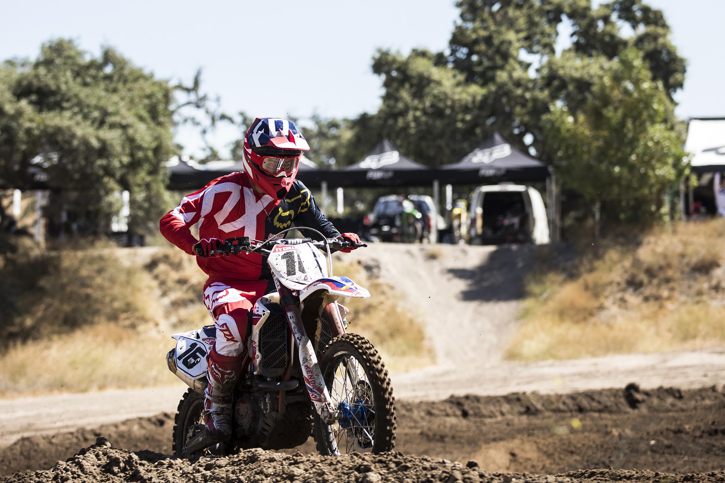 2018 Fox Motocross Apparel Test