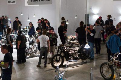 Brooklyn Invitational Custom motorcycle show
