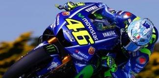Valentino Rossi Enduro Crash Update