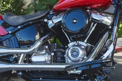 2018 Harley-Davidson Softail Slim colors