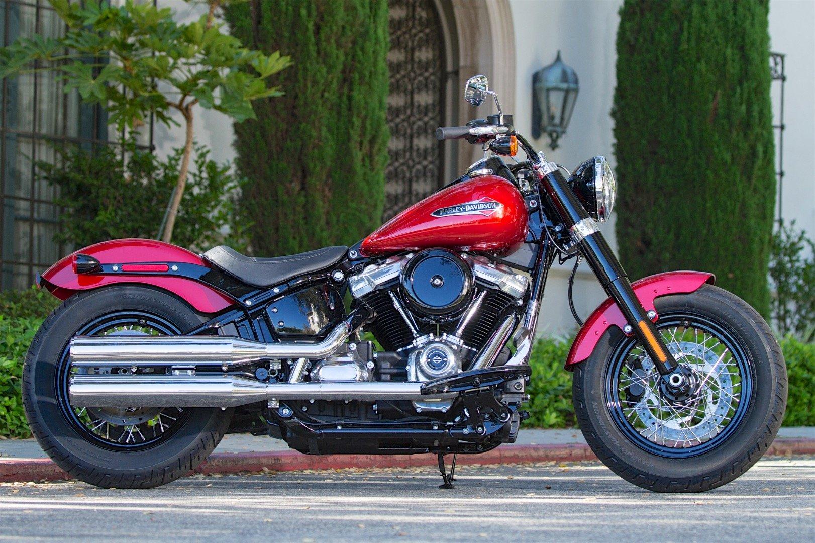 2018 Harley-Davidson Softail Slim price