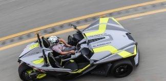 Polaris Slingshot Top Speed