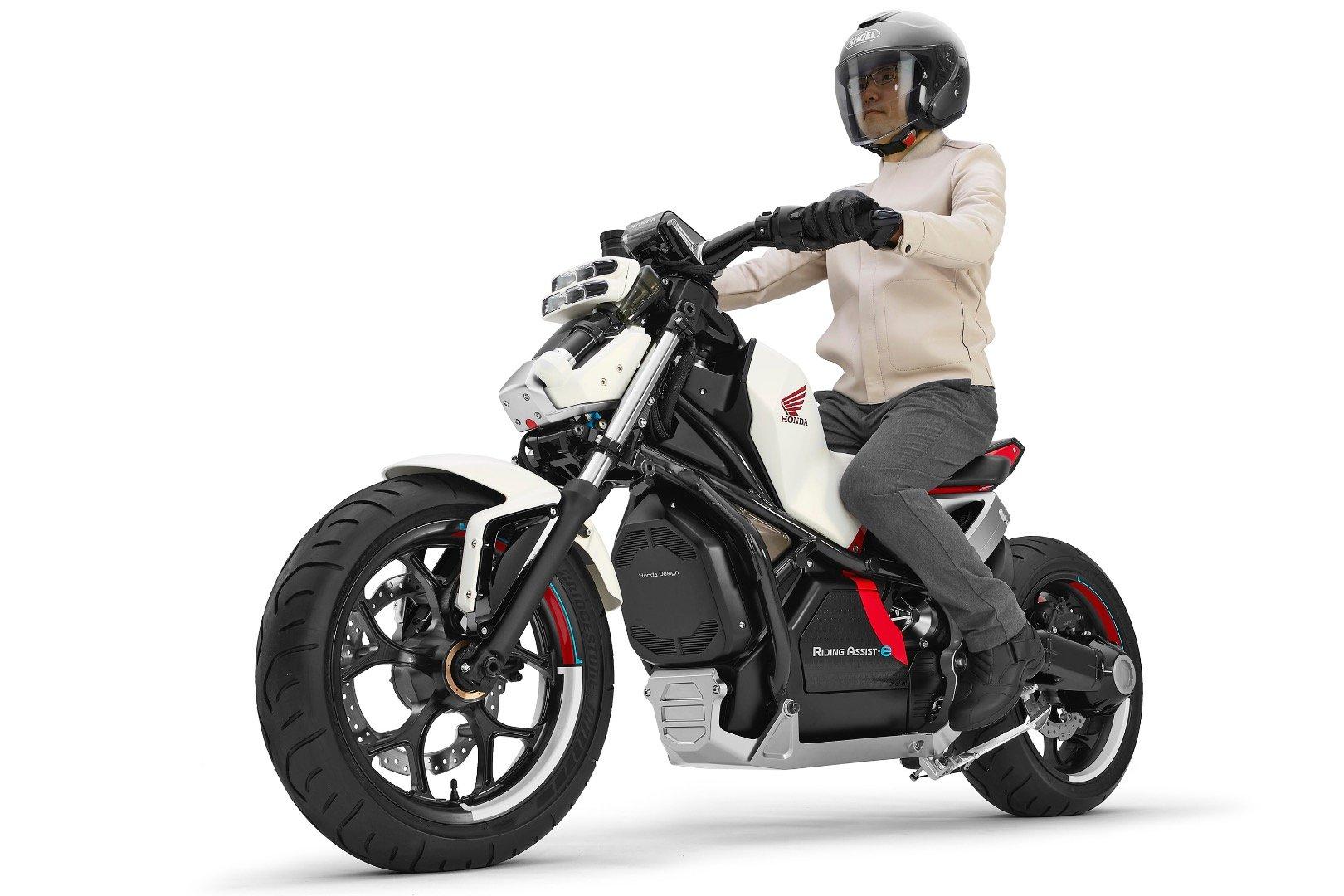 Honda Riding Ist E Rider