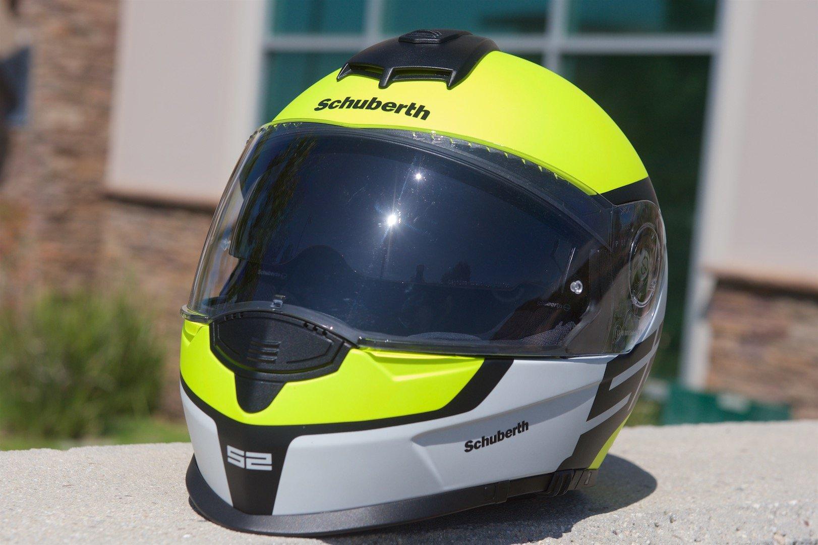 Schuberth S2 Review >> Schubert S2 Sport Review Premium Motorcycle Helmet