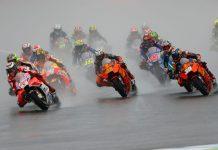 Start of 2017 Motegi MotoGP Results
