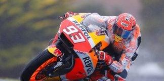 2017 Phillip Island MotoGP Qualifying Results: Repsol Honda's Marc Marquez