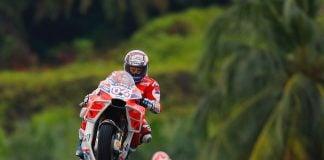 2017 Sepang MotoGP Friday Practice Results Ducati's Andrea Dovizioso