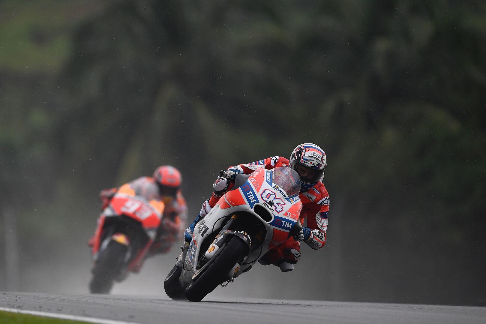 2017 Sepang MotoGP Results: Ducati's Dovizioso