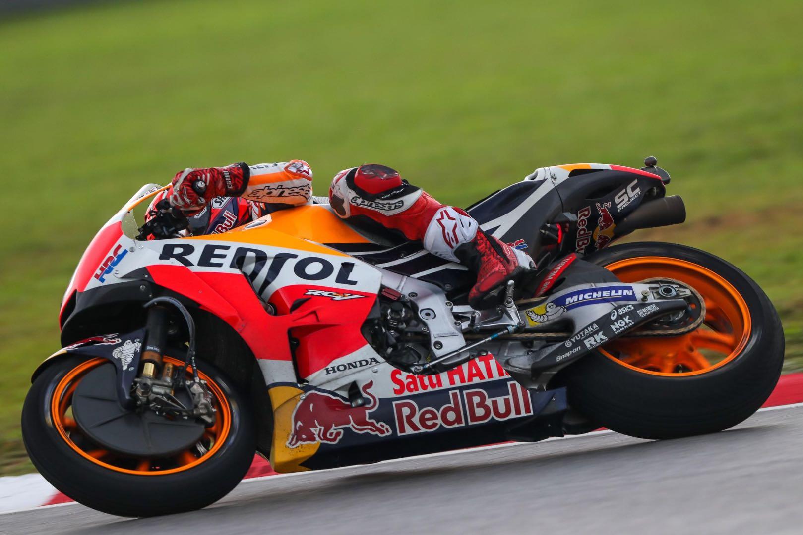 2017 Sepang MotoGP Results: Honda's Marc Marquez