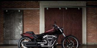 2018 Harley-Davidson Breakout 114 colors