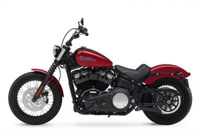 2018 Harley-Davidson Street Bob Buyer's Guide softail