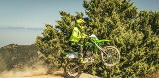 2018 Kawasaki KLX250 for sale