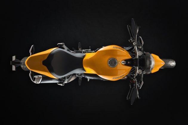 2018 Ducati Monster 821 25th anniversary