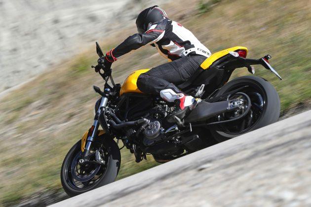 2018 Ducati Monster 821 for sale
