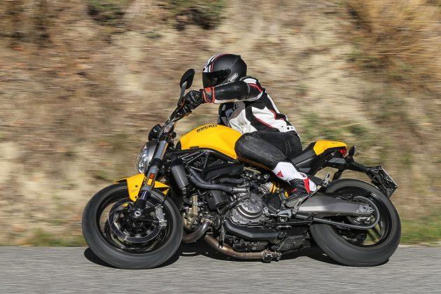 2018 Ducati Monster 821 price