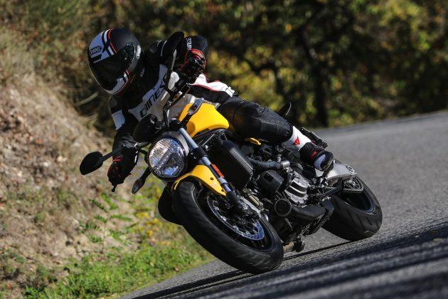 2018 Ducati Monster 821 Review