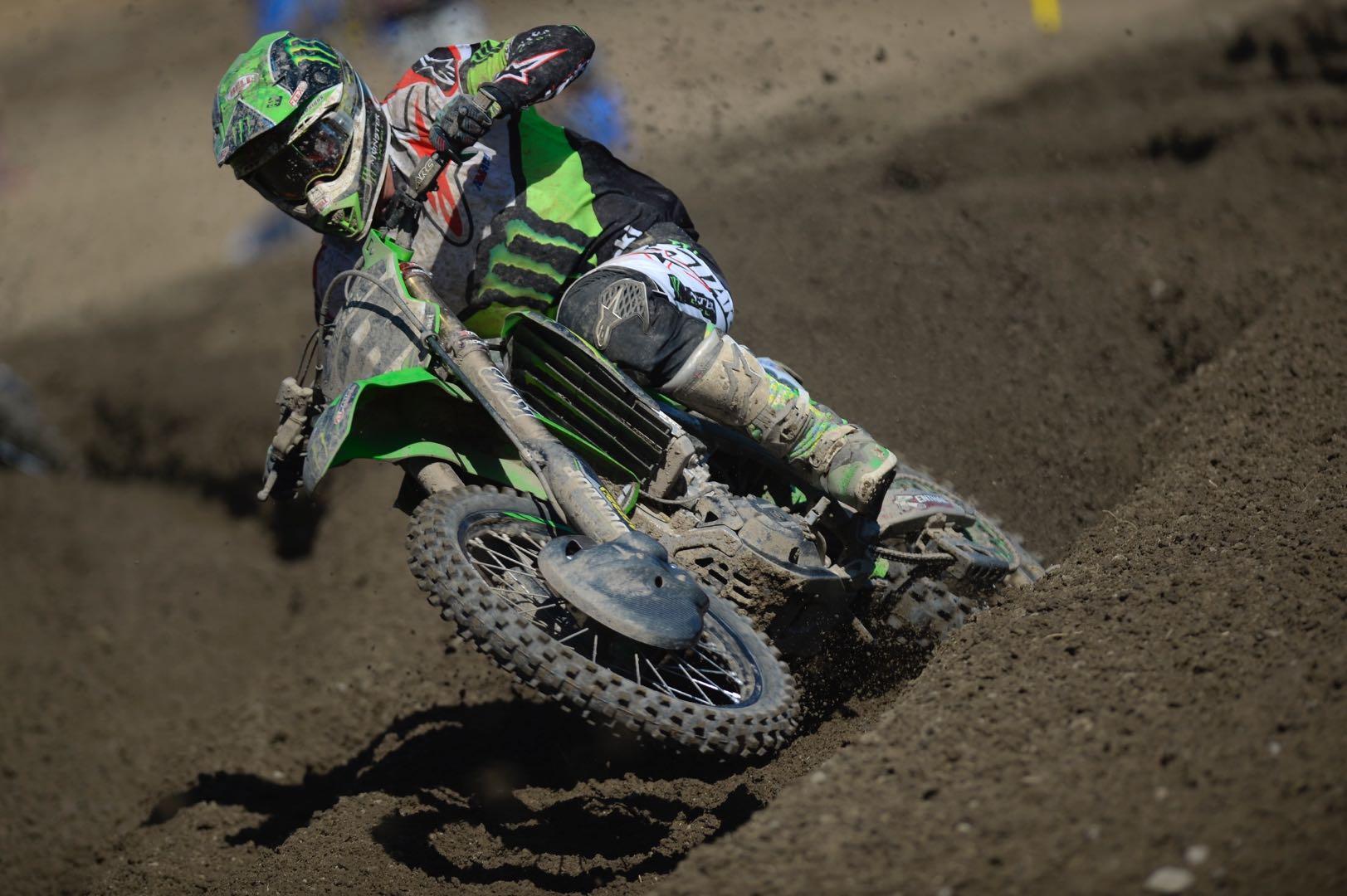 Kawasaki's Eli Tomac into 2018 MX