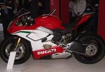 2018 Ducati Panigale V4 Speciale superbike