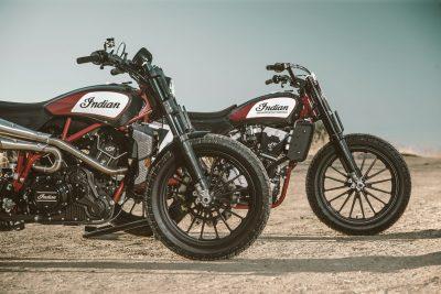 Indian Scout FTR1200 Custom Concept street bike