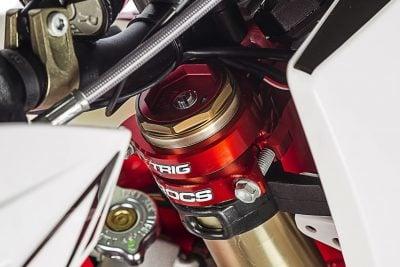 2018 Gas Gas Enduro GP forks