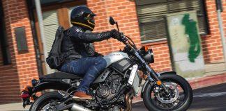 2018 Yamaha XSR700 top speed