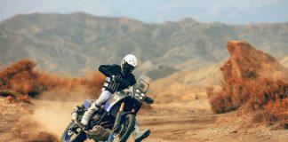 Yamaha Ténéré 700 World Raid Prototype Dakar