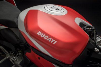 2018 Ducati 959 Panigale Corse aluminum gas tank