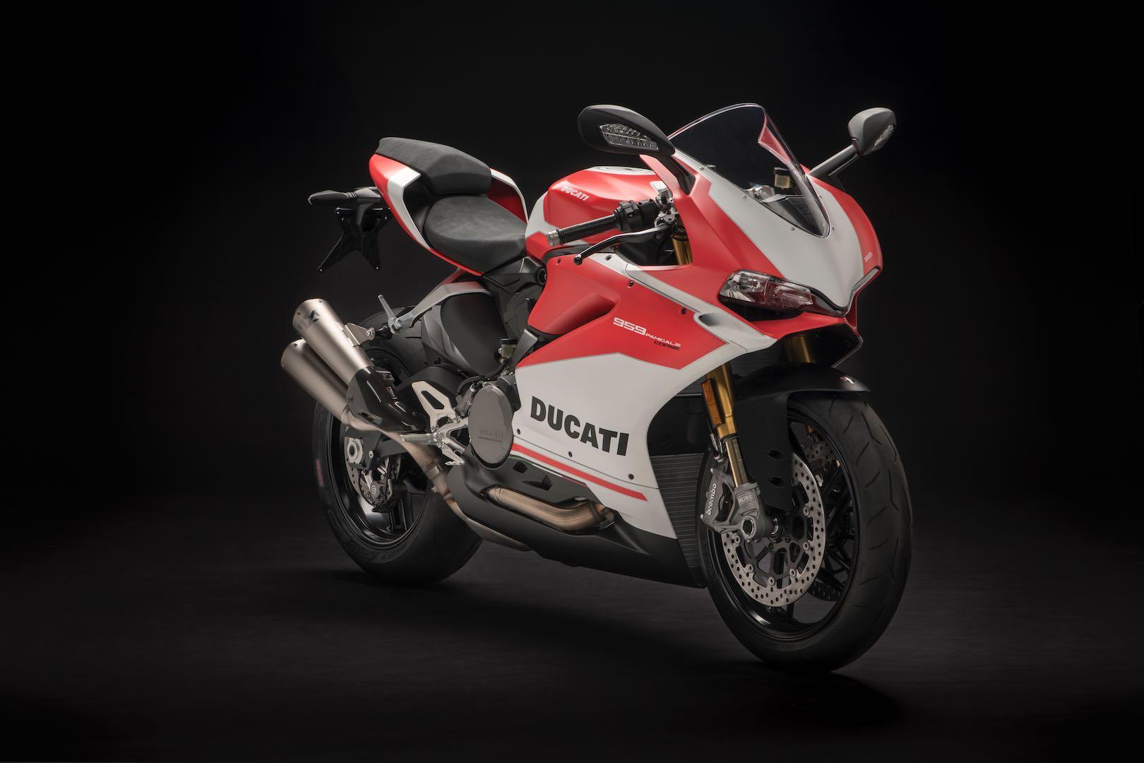 2018 Ducati 959 Panigale Corse for sale