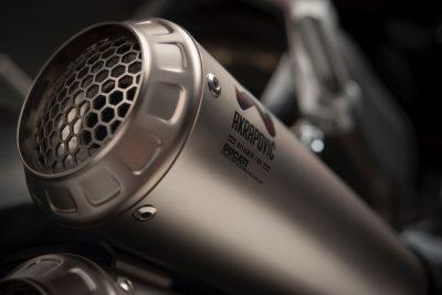 2018 Ducati 959 Panigale Corse silencer