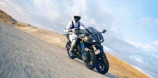 Yamaha Niken Leaning Multi-Wheel Motorcycle horsepower