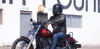 Joe Rocket Vintage Rocket Motorcycle Jacket for sale
