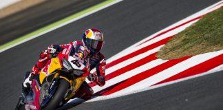 Jake Gagne Joins Honda World Superbike Team for 2018 SBK