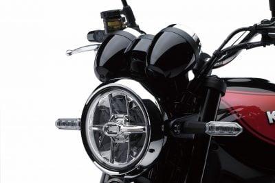 2018 Kawasaki Z900RS headlight
