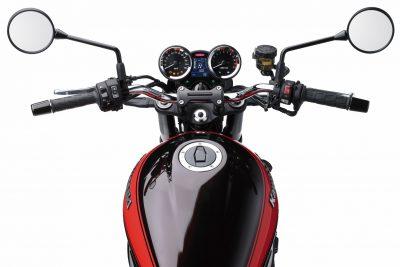 2018 Kawasaki Z900RS gauges
