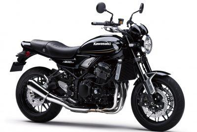 2018 Kawasaki Z900RS color options