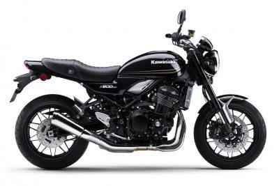 2018 Kawasaki Z900RS black