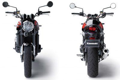 2018 Kawasaki Z900RS profile