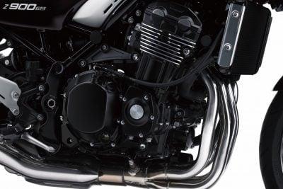 2018 Kawasaki Z900RS engine